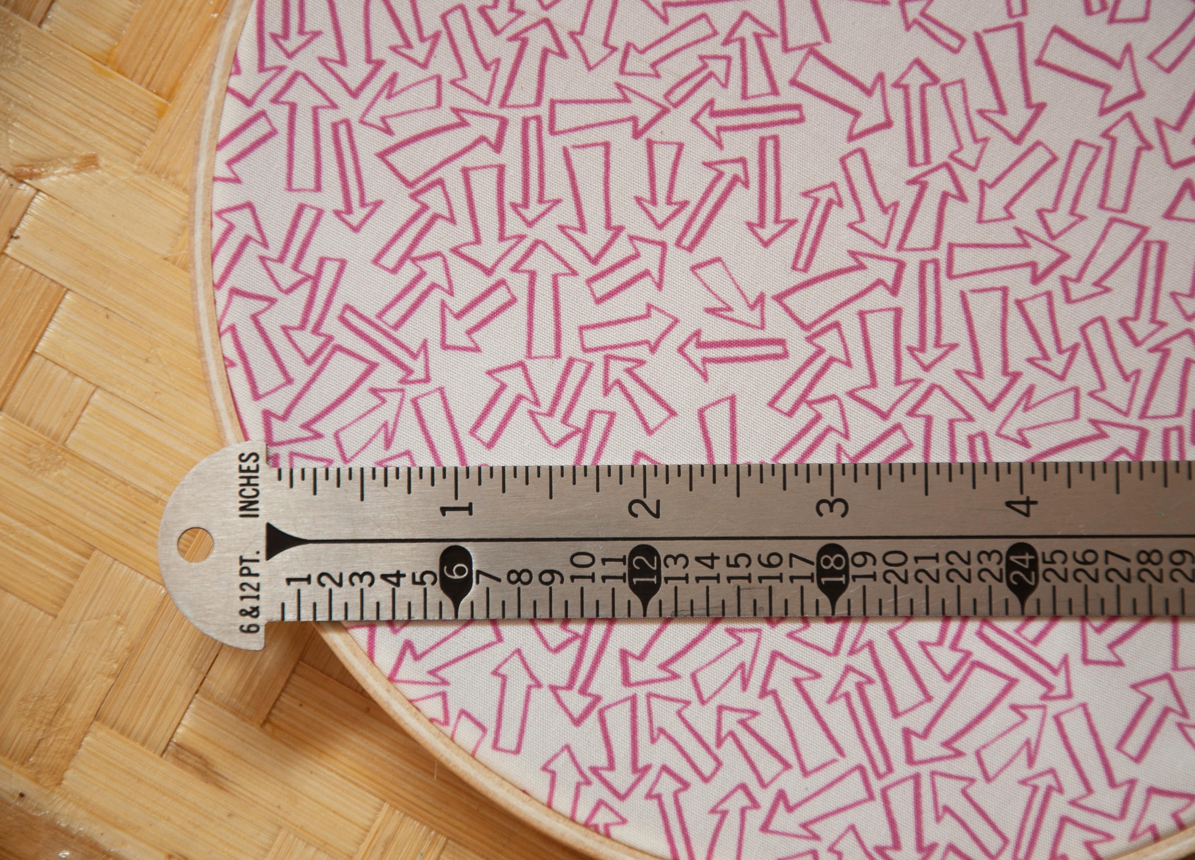 Fabrics Design Pink at my Pink Arrow Fabric